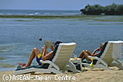 ゆっくりと時間が流れるアジアンリゾート「バリ島」
