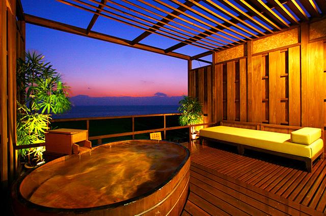 伊東園ホテル土肥 露天風呂付客室のメインイメージ