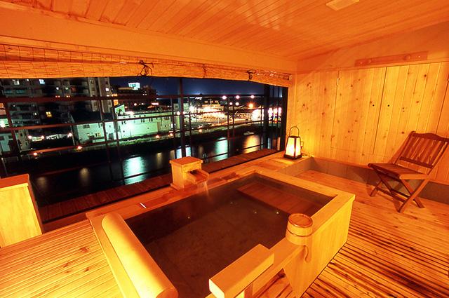 湯の川観光ホテル祥苑 露天風呂付客室のメインイメージ
